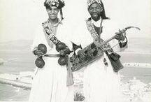 Old ethnic music