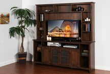 Entertainment / TV Stands, Consoles, Cabinets