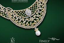 Sunny Diamonds: Exclusive Designs