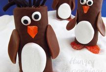penguin mini choc roll
