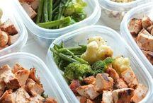 meal Prep foods