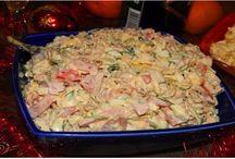 Salát z kuřecího masa