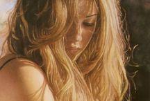 Steve Hanks / Watercolor master