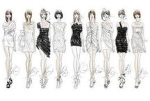 Fashion Technical Drawings / Flats