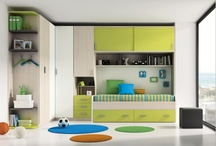 Dormitorio juvenil - Youth Bedroom / Pixel