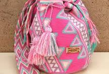 Authentic Mochila Bags / Hand made bags