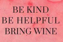 Wine Words...
