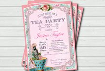 Afternoon Tea Party for Mum / by Selene Preciado