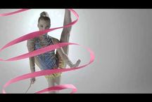 Promo video GR / Clips de gymnastique artistique.