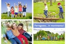 Muoversi / Viaggiare, esplorare nuovi luoghi, avvicinarsi alla natura e allo sport... i Bambini Creattivi sono sempre in movimento e imparano a conoscere il mondo muovendosi in esso! / by iDO Abbigliamento Bambini