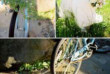 inspiration board — bikes!