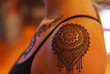 Henna tat / by yulia shayk
