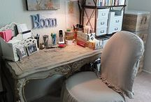 Craft Room Inspiration / by Kathleen Cottage