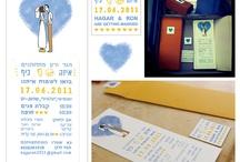 wedding invitations by 1hugaday