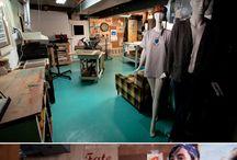 Stamp Room!