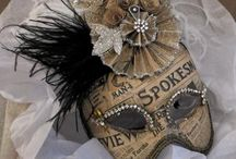 Masquerade / by Cybil Oliver