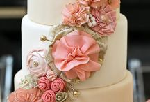 Wedding cake stuctures