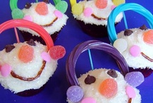Cookie/cupcakes ideas / by Judy Kruse