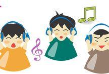 piosenki pokazywanki