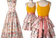 DIY kjole inspirasjon