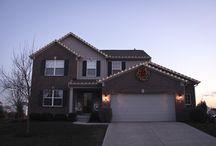 Christmas Lights / Get festive this season- we'll hang the lights for you!