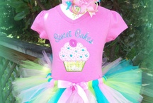 Grace's 1st Birthday Celebration!!! / by Candace Abood