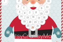 Advent Calendars / An awesome collection of advent calendars from all over the Internet
