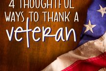 Service Projects to Thank a Vet