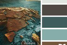 Color Schemes / by Ellen Koerting