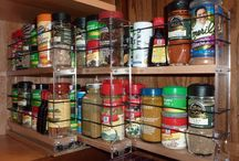 Herbs and spices organization