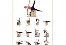 pilates posters