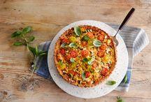 Recepten - Vega / Vegetarische recepten