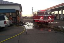 In Action / Shots of delivered Toyne apparatus at work and in the middle of the action.