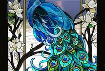 stain glass projects / by rebecca nonnenmacher