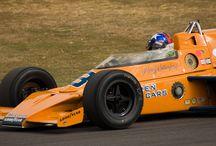 McLaren F1&CanAm orange era / Formula 1