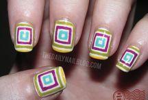 Nails - Squares