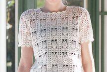 Crochet pattern - delicated