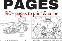 Colouring Pages / Coloring Pages