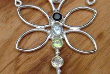 Multistone Silver Jewellery