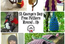 Free Pattern Round Ups by Keep Calm and Crochet On UK