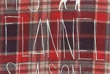 Flannels & Plaids