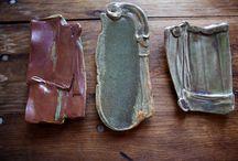 Pottery platters