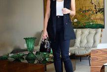 female vest