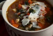 Soup Soup & Soup / by Lizzie L
