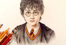 Harry Potter a další postavy