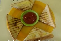 Spago Fusion / This board shows the delicious and mouth watering foods served by Spago Fusion