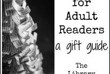 Book Based Activities / A place to collect reviews of my favorite books, reading lists, and activities to go along with them.  This is anything and everything related to books, book stores, and libraries.