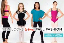 FALL FASHION||| 2015 for ALL dancers / by All About Dance