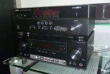 YAMAHA HTR-4066 a PIONEER VSX-528 / test AV receiverů