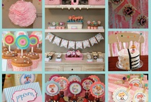 Lalaloopsy Party / by Angie Green